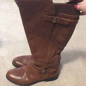 Naturalizer boots size 8